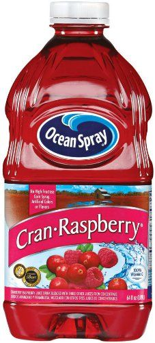 Ocean Spray Cranberry Pacific Raspberry Drink 100%, 64-Ounce Bottles (Pack of 8) *** Find out more about the great product at the image link.