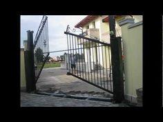 cancelli ad alzata ''THE KINDLY GATE'' in soluzione ELCEN BLOK HQ - YouTube