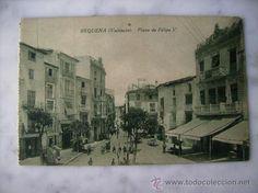 REQUENA,VALENCIA.PLAZA DE FELIPE V. - Foto 1