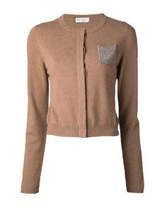 Cropped Monili Pocket Cardigan  | BRUNELLO CUCINELLI 2135$