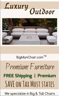 Big Outdoor Chairs   Outdoor Furniture   BIg Man Chair Patio Chairs, Outdoor Chairs, Outdoor Furniture Sets, Outdoor Decor, Outdoor Spaces, Manly Living Room, Backyard Patio Designs, Backyard Landscaping, Handmade Wood Furniture
