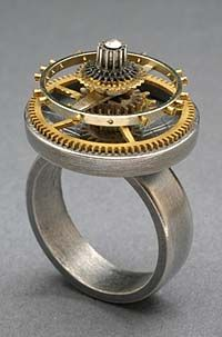 Gear Ring, Lynn Christiansen