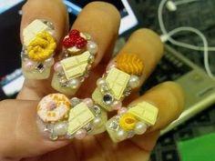 3D nails cake - 3D nails cake.jpg