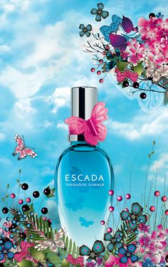 Fragrance ESCADA TURQUOISE SUMMER EDT 50ML   Escada