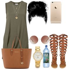 A fashion look from March 2015 featuring Witchery tops, MICHAEL Michael Kors tote bags and Kate Spade watches. Browse and shop related looks.
