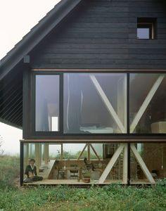 Pascal Flammer Architekten, Ioana Marinescu · House in Balsthal