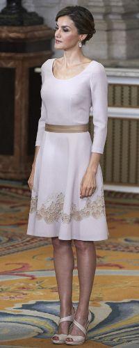 19 Jun 2015 - Queen Letizia & King Felipe deliver Order of Civil Merit awards. Click to read more >