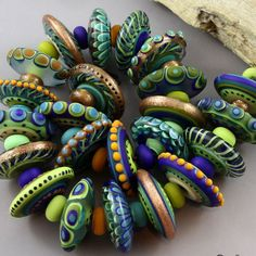 US $171.38 New without tags in Jewelry & Watches, Loose Beads, Lampwork