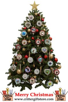 The Critter Gift Store offers an exciting assortment of animal themed Christmas Ornaments and Christmas themed products including mugs, trivets and pot holders. Animal lovers will roar with delight at the Dog, Cat, Bear, Bird, Farm Animal, Forest Animal, Horse, Marine Life, Reptile, and Safari Animal Christmas themed items.