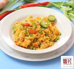 nava-k: Nasi Goreng Tom Yam (TomYam Fried Rice)
