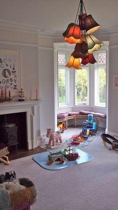 Espacio para correr, juguetes prestados, un hermoso jardín... Cosas que puedes encontrar en esta casa familiar de Inglaterra