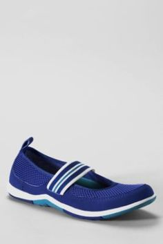 Women's Mary Jane Water shoes from Lands' End