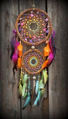 sueño catcher.dream catcher pared hanging.hippie sueño