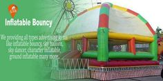 Inflatable bouncy manufacturer