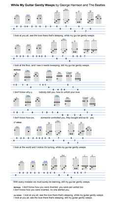 1000+ images about Ukulele TabS on Pinterest | Blue moon, Blues ...