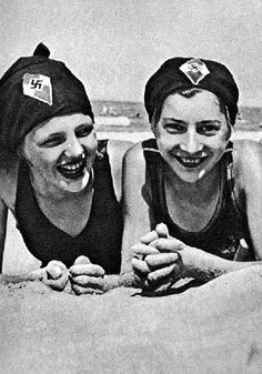 BDM bathing suit 4 | by GLORY. The largest archive of german WWII images