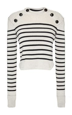 Knit Hatfield Pullover by Isabel Marant for Preorder on Moda Operandi