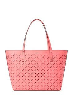 Spice Market Perforated Leather Tote from kate spade new york: Handbags on Gilt