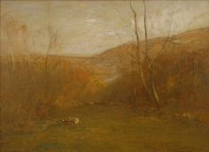 J. Francis Murphy, 'An Intervale,' 1905, Private Collection, NY