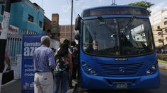 Corredor Azul: Rutas alimentadoras empezarían a funcionar desde enero del 2016