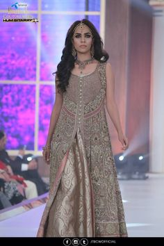 Shazia Kiyani Winter Collection 2016-2017 Telenor Bridal Couture Week (2)