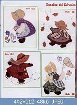 Sunbonnet Sue - Seasons (with patterns) Sunbonnet Sue, Quilt Baby, Quilting Tutorials, Quilting Designs, Quilt Block Patterns, Quilt Blocks, Optical Illusion Quilts, Amish Crafts, Coin Couture