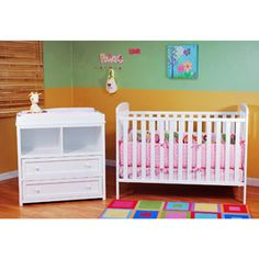 I think it's been decided.  This is the one I want.    AFG- Athena Leila Crib and Dresser/Changing Table Set, White