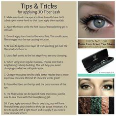 Contact me today for a discount or how to get your 3rd generation fiber mascara for half off or free! www.youniqueproducts.com/laurenlewis