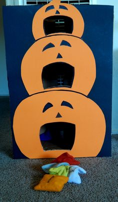 I am so excited to be throwing my four year old son his first Halloween Party! I have been planning it out for months! This Halloween Party was super fun to make! I started with the centerpiece…a b. party Halloween Party for Kids Halloween Party Kinder, Halloween Carnival Games, Childrens Halloween Party, Theme Halloween, Halloween Dance, Halloween Activities For Kids, Kids Party Games, Halloween Kids, Youth Activities