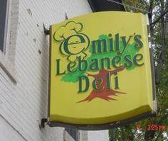 Emily's Lebanese Deli - 641 University Ave NE Minneapolis - Lebanese style Mediterranean Yum!