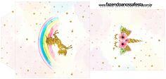 Fiesta de Unicornios: Imprimibles Gratis para Fiestas.