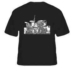 Tre Cool Green Day Drummer Black T Shirt Black And White Tees, Green Day, Cool Stuff, Mens Tops, T Shirt, Fashion, Supreme T Shirt, Moda, Tee