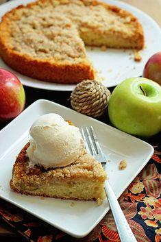 Maple Apple Cake | Grandbaby Cakes: