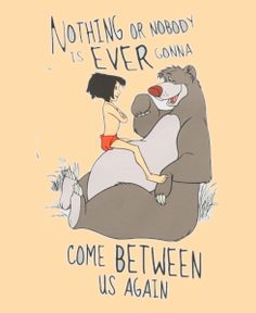 66 Best The Junglebook Quotes Images The Jungle Book Disney Love