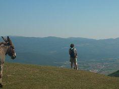 Disfruta de los #senderos de la #sierraUrbasa en Navarra.www.casaruraldenavarra.net