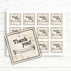 Harry Potter Printable Favor Tags Baby Shower Bridal Shower Birthday Wedding Thank you Tags by CrissyDesignCo Harry Potter Baby Shower, Harry Potter Wedding, Harry Potter Birthday, Harry Potter Printables, Bridal Bingo, Thank You Tags, Wedding Thank You, Favor Tags, Bridal Shower