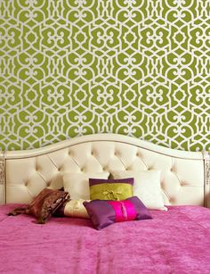Design Tips for Going Vintage With Your Home Décor  UM HELLO? It's like my book in bedroom form!!!