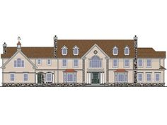 Luxury #NewHome ready to start on 4+ acre wooded cul-de-sac lot in Harding, #NJ.  http://www.njestates.net/real-estate/nj/luxury-new-homes/harding-township/14brookdrive