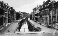 Plompetorengracht Utrecht 1930