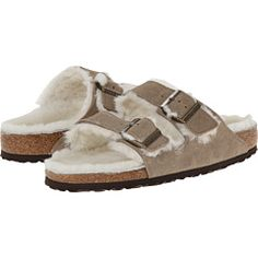 43354b639db9 Arizona Shearling (Taupe Suede Shearling)