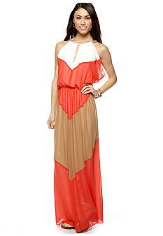 saw this at Belk today...don't know where i'd wear it, but i love it!
