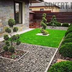 Kerti növények Garden Design, House Design, Backyard, Patio, Land Scape, Stepping Stones, Sidewalk, Architecture, Villa