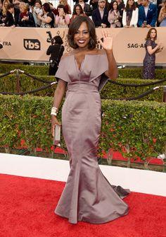 Os 10 melhores looks dos SAG Awards - Moda & Style