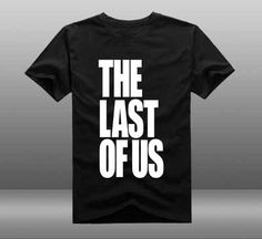 Special offer New Game The Last of Us T-shirt Cosplay Anime Film The Last of Us 2  T-shirt Summer Cotton Short Sleeve Tees just only $14.11 with free shipping worldwide  #tshirtsformen Plese click on picture to see our special price for you