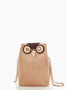 OMG I want to buy his just because it is so cut and my siter loves owls. She would adore this.