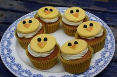 Top Recipes Collection: Easter Surprise Cupcakes
