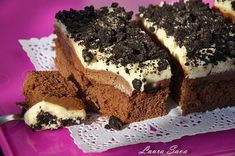 Cake Recipes, Dessert Recipes, Desserts, Romanian Food, Something Sweet, Cream Cake, Nutella, Cheesecake, Food And Drink