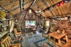 Trappers cabin. Skanee mi.