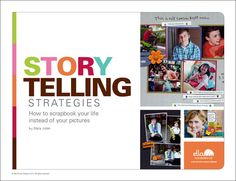 Big Picture Classes ... Online Education ... Scrapbooking, Photography, Journaling, Personal Wellbeing, and More!