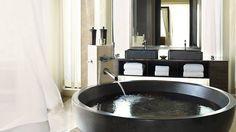 Relaxing Presidential Suite Bathroom at Four Seasons Mauritius at Anahita!